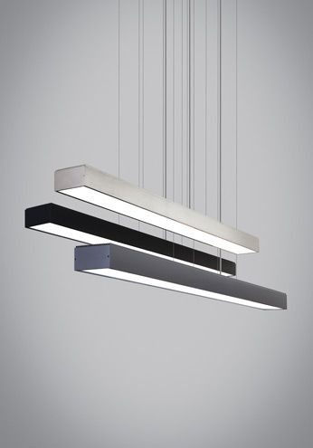 office ceiling lamps. Knox Linear Suspension Details | Tech Lighting · Office Ceiling Lamps