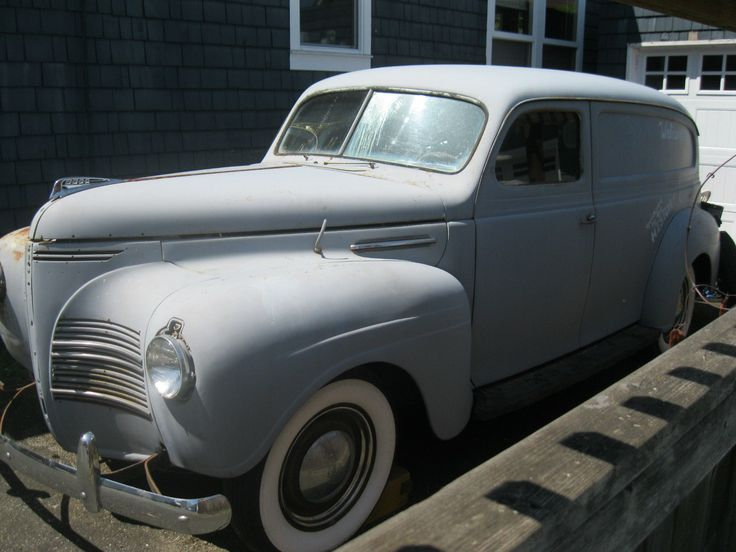 1940 plymouth sedan delivery | Other trucks | Custom ...