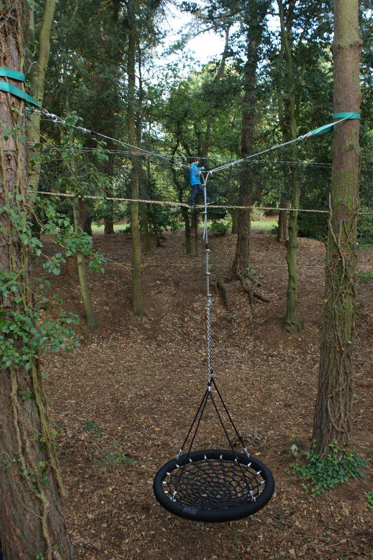 Kids Outdoor Playground Ideas