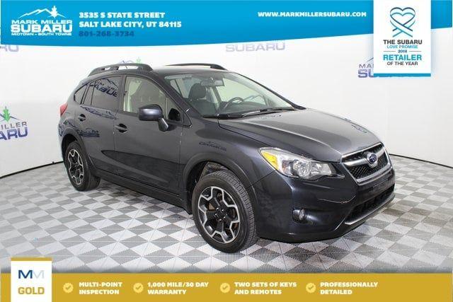 View The Used 2015 Subaru Xv Crosstrek 2 0i Premium Suv At Mark Miller Subaru Midtown In Salt Lake City Ut Call 888 85 Subaru Salt Lake City Lake