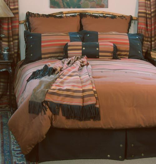 Rayos Bed In A Bag Set | Southwestern Bedding Sets ...