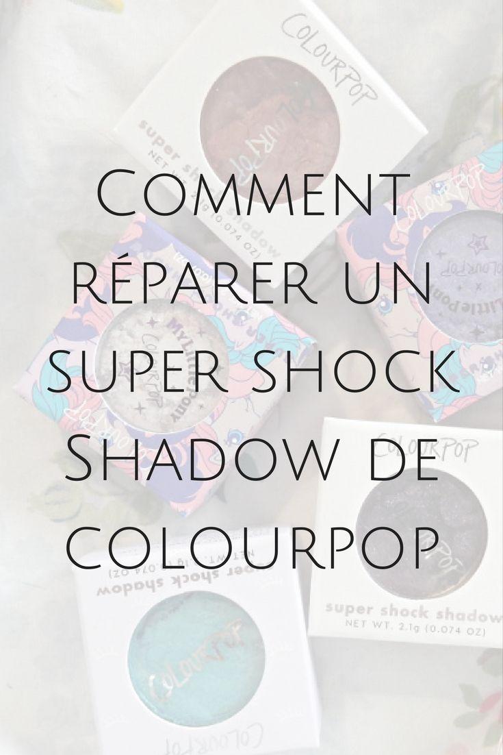 Au Secours Mes Fards Colourpop Sont Casses Mit Bildern