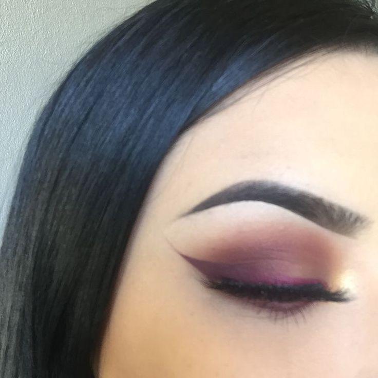 Want more slayed makeup? Follow @amournai