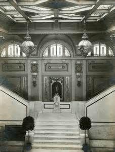 Robidoux Hotel Main Staircase St. Joseph Mo - I Love St. Joseph Mo