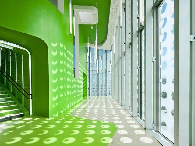Primary School Nursery In The Claude Bernard ZAC Atelier DArchitecture Brenac Gonzalez