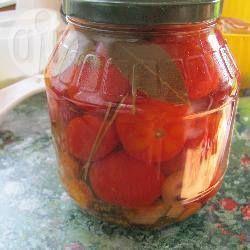 Marynowane pomidory @ allrecipes.pl