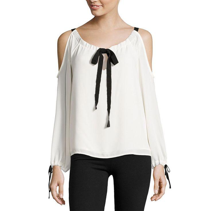 >> Click to Buy << New Arrival 2016 Autumn Fashion women tops  white chiffon blouse Bow off shoulder blusas femininas baratas loose shirt blusa #Affiliate