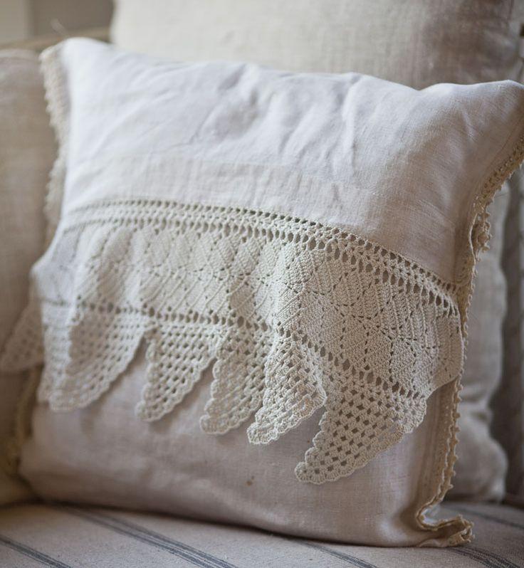 Vintage Pillows: 1000+ Ideas About Vintage Pillows On Pinterest