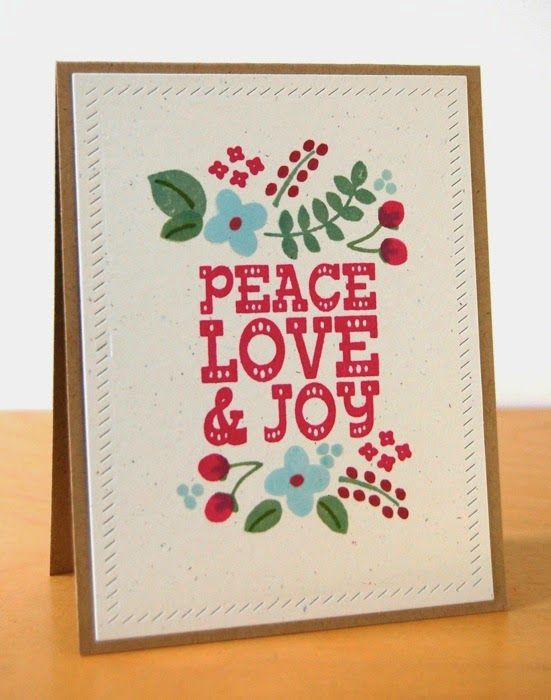 46 best Cards I Love Avery Elle Christmas images on Pinterest - christmas card layout