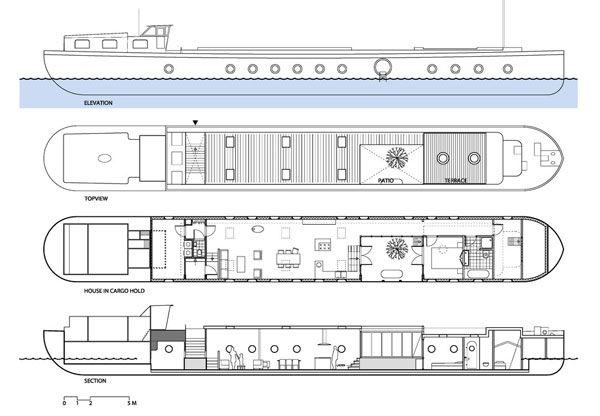 Navigable-Houseboat-Living-Space-19