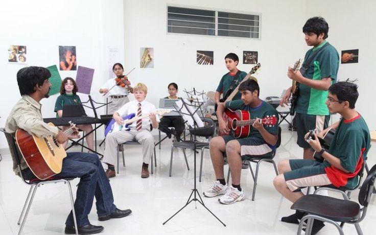 Music motheo college subjects