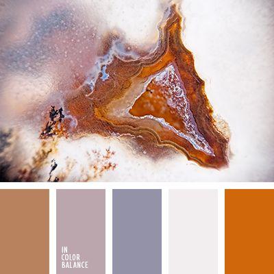 бледно-лиловый, бледно-розовый, коричневый, лиловый цвет, медный, оранжевый, очень светло-розовый, подбор цвета, пурпурный, фиолетовый, цвет кристаллов, цветовое решение для спальни.
