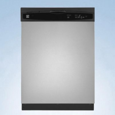 Kenmore®/MD Tall Tub Built-in Dishwasher-Stainless Steel - Sears | Sears Canada