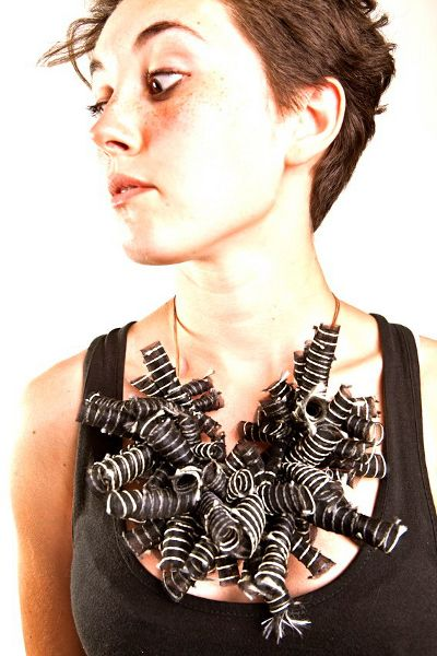 Curls and Mesh - product by studiocinque e altro - photo by studiocinque e altro