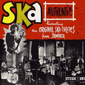 The Skatalites - Ska Authentic