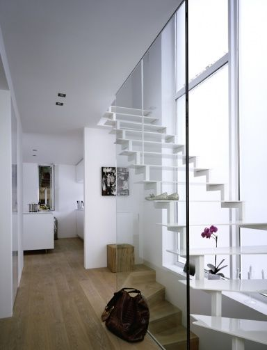 7 best Staircase Types images on Pinterest Staircases, Stairs - wandideen