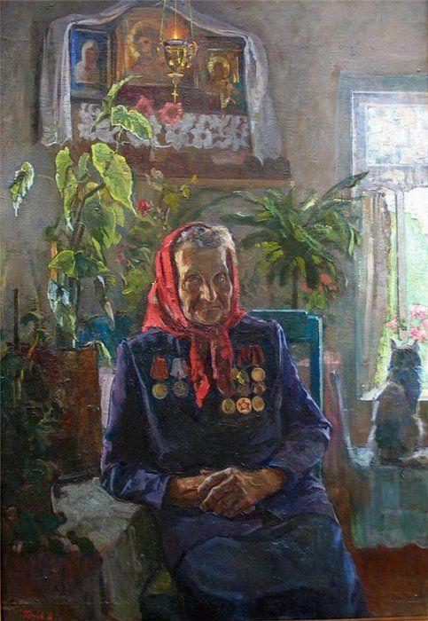 Дмитрий Петров. Баба Аня