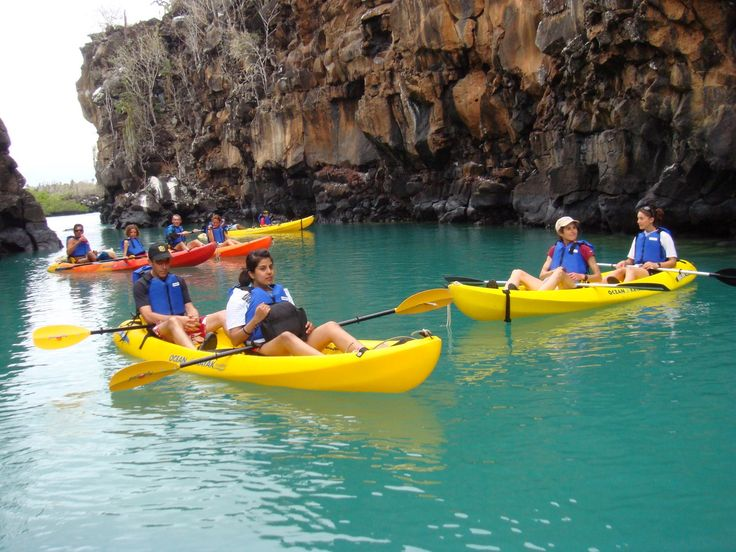 Head for the pangas w/an opportunity to swim, kayak or snorkel! http://ht.ly/MkeGN #Galapagos #Cruise