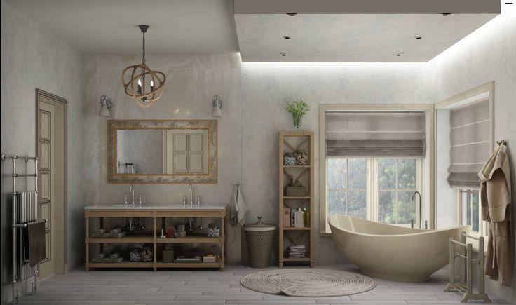 Hoe kun je je badkamer verbouwen met een klein budget? Je…
