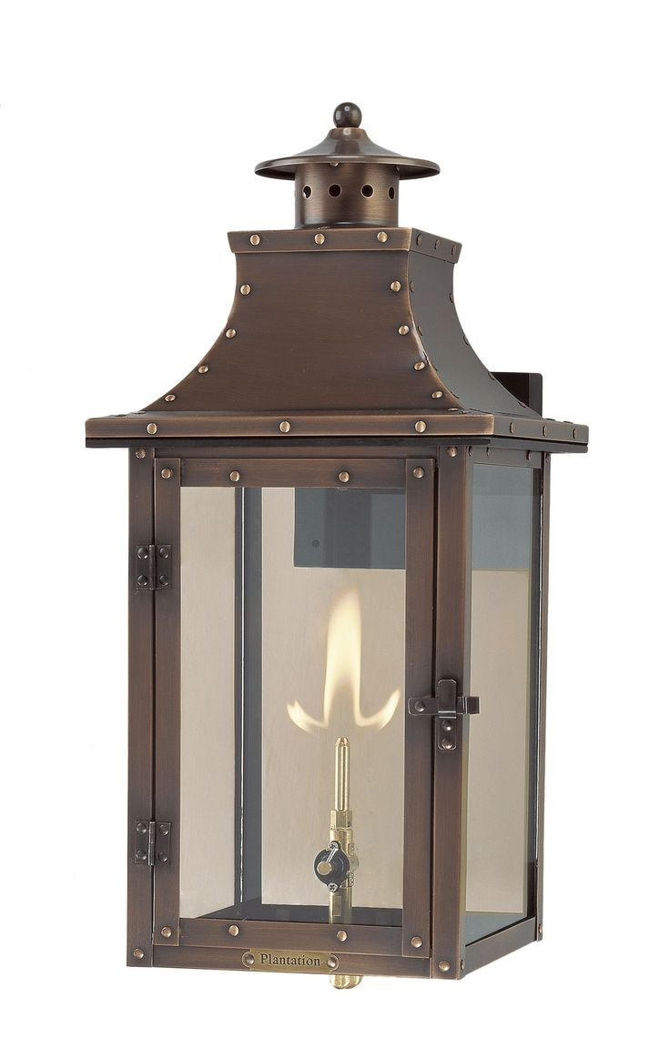 Good Copper Lanterns For Either Side Of Front Door