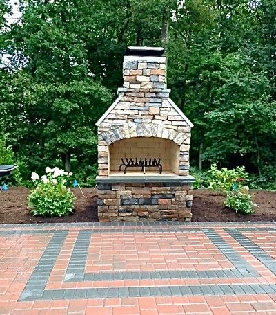Top 25 Ideas About Fireplace Kits On Pinterest Outdoor Fireplace Kits Diy Outdoor Fireplace