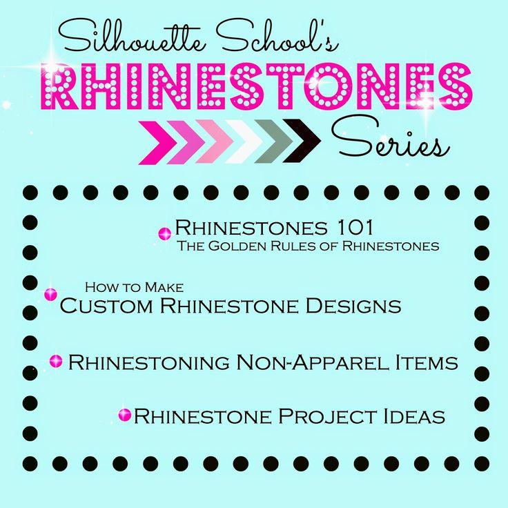Silhouette Rhinestone 101 Tutorial (Designer Edition Not Needed)