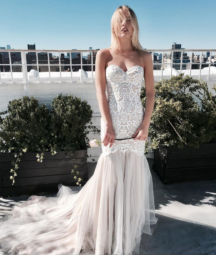 Available to order Australian Designer gown by Jack Sullivan