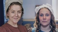 Hetty Feather - Hetty meets her mother!