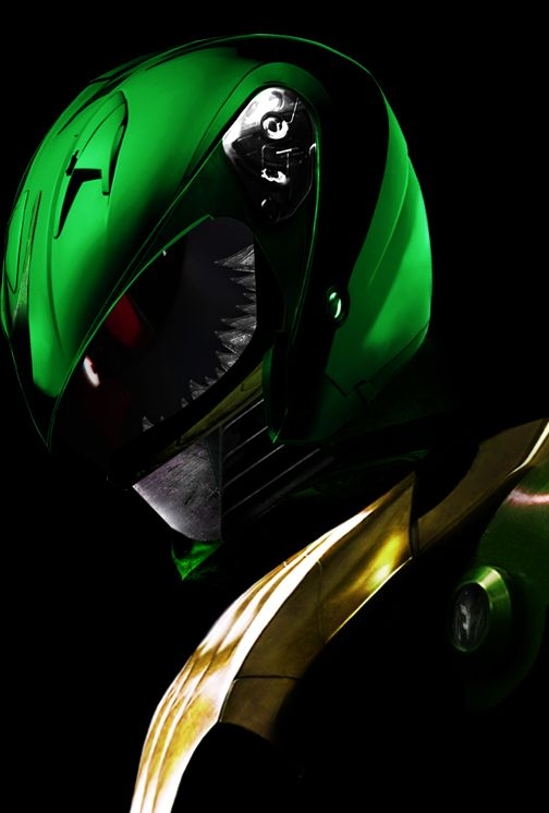 GREEN RANGER MOVIE?!?!?!