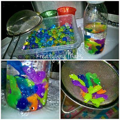 kreatywnyMaks: SIMPLE WATER PLAY