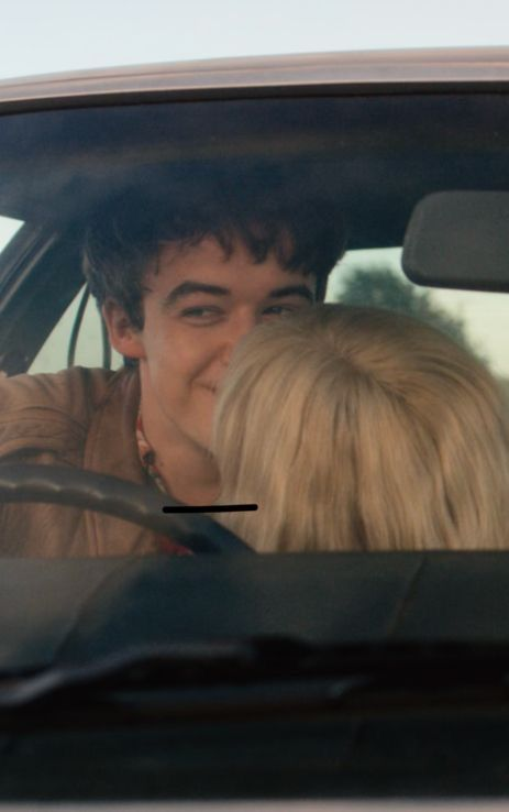 This scene melted my heart! I loved how happy they were!
