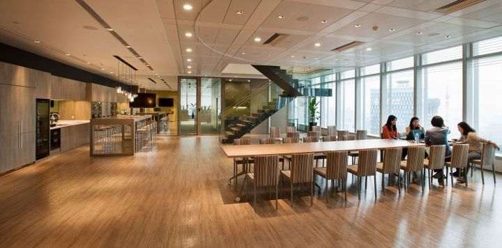 Boston Consulting Group Office By M Moser Associates Shanghai Office Healthcare Pinterest