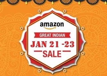 January 2016 is running, In this January 2016 Amazon the online shopping site is came with an exciting sale because of Republic day 26 january namedAmazon Great Indian Sale 2016 21st to 23rd Janwhere they are givingAll products at lowest online price. This offer is valid from 21st to 23rd Jan. You will get 10% ...