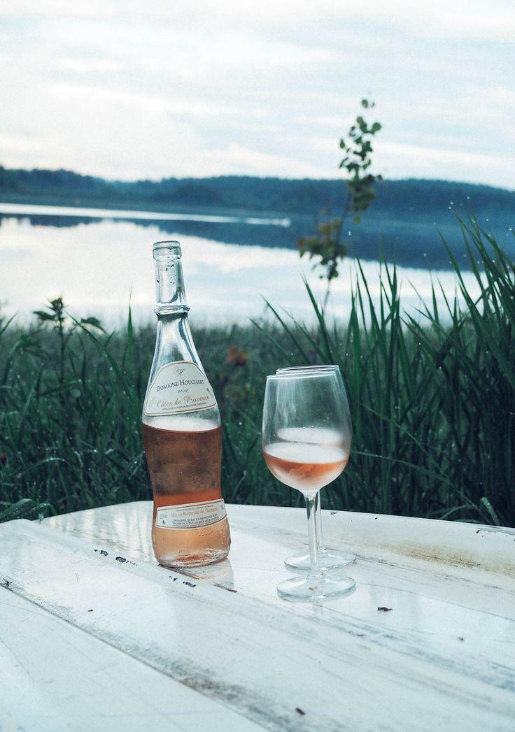 Wine / Finland / Nightless night / Noora & Noora blog / nooraandnoora.com