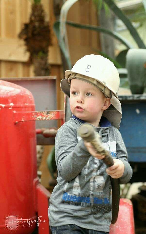 Brandweerman 'Sam'