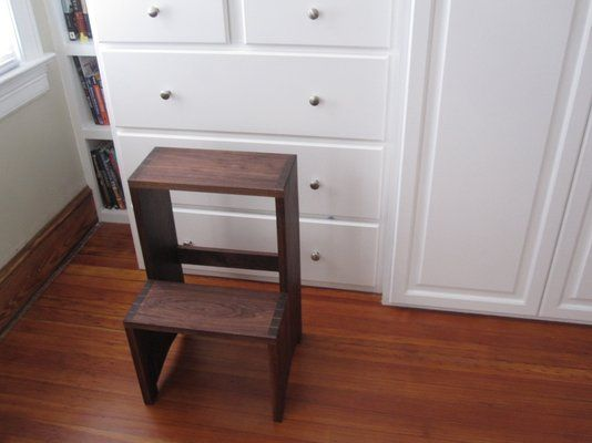 Shaker Style Step Stool Plans Woodworking Projects Amp Plans