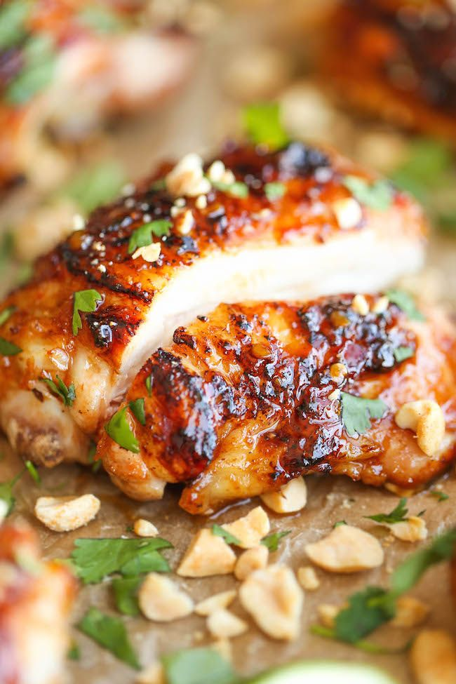 7 best quick weekday dinners images on pinterest drink rezepte easy thai chicken recipes dinnereasy recipestasty food forumfinder Images