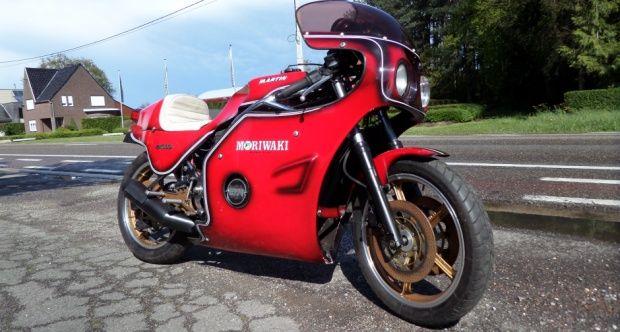 1984 Moto Martin Moriwaki KJ