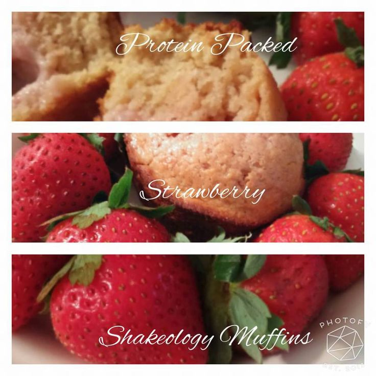 Protein Packed Strawberry Muffins   My house, The o'jays and Yogurt