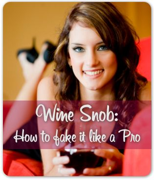 Wine Snob: How to Fake it Like a Pro