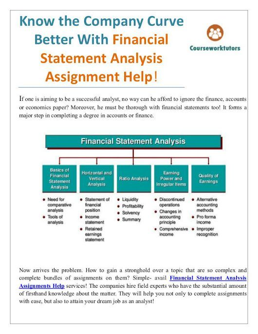 Teki Den Fazla En Iyi Financial Statement Analysis