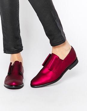 Zapatos planos con cordones Fiona de Miista