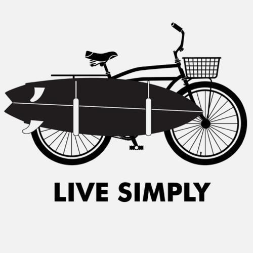 ,: Life Quotes, Simple Living, Bike, Random Quotes, Graphics Design, Living Simply, Soul Surfers, Beaches Living, Bicycle