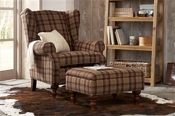 Next Sherlock Fabric Armchair