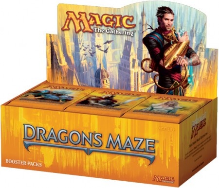 Dragons Maze Booster Box $104.99