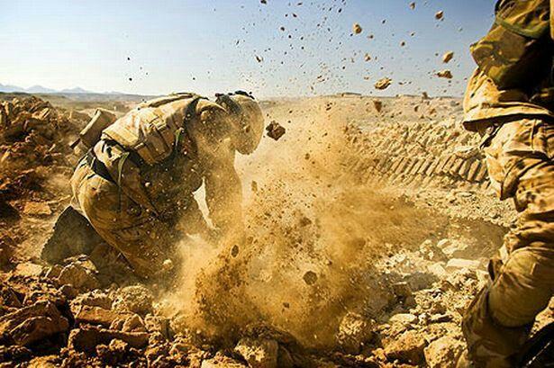 Royal Marine Commandos Afghanistan