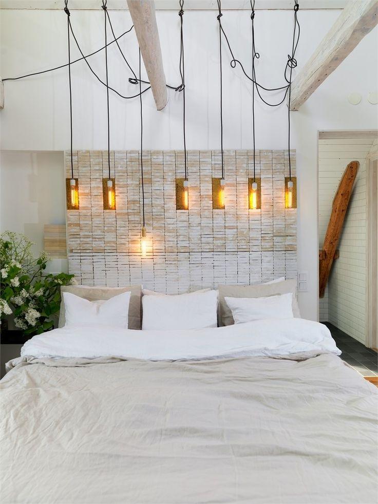 Sovrum på ovanvåning