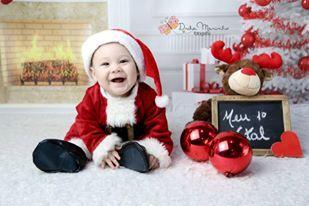ensaio natal bebe em casa - Pesquisa Google