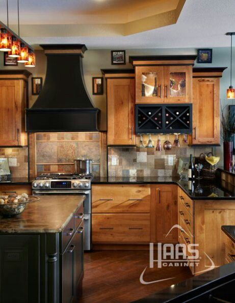 19 best images about honey cherry cabinet floor for Kitchen cabinets yorktown ny
