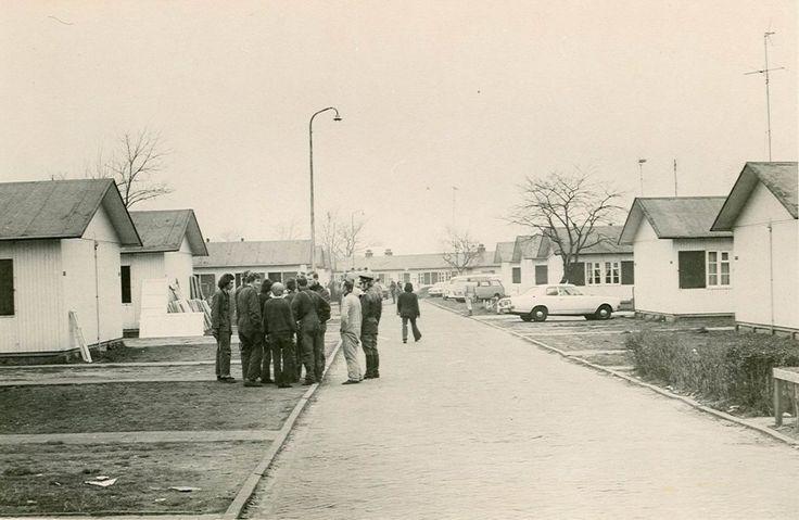 De Biezen De ontruiming en de sloop van de barakken in 1974